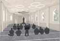 Men's Prayer hall