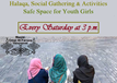 Youth Sisters Circle - a gathering of teenagers every Saturday at 3 pm