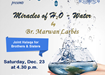 Joint Halaqa for Brothers and Sisters by Br. Marwan Larbes on Saturday,  December 23