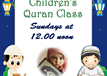 Children's Beginner Quran Class - Sundays